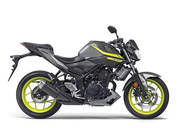 Yamaha MT-03 je dynamický, vzrušující a všestranný sportovec