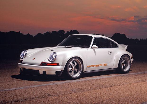 Kdo je vlastně Rob Dickinson? Muž, jehož firma Singer staví úchvatná klasická Porsche 911