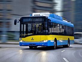 Škoda Electric dodává trolejbusy do Bulharska