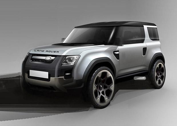 Nový Land Rover Defender dorazí nejdříve v roce 2020. Využije hliníkovou konstrukci