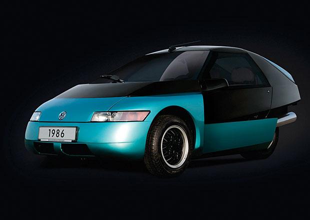 Volkswagen Scooter (1986): Šetřílek i sportovec bez jednoho kola
