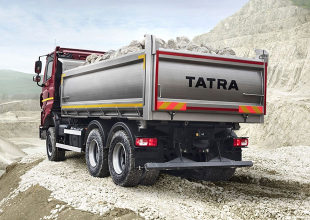 Zákazníky společnosti Tatra Trucks zaujal projekt odkupu starších vozidel
