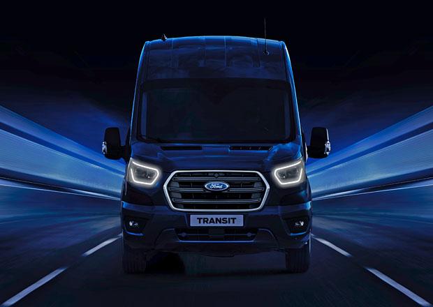 Ford na IAA představí Transit mHEV i ostrý Ranger Raptor