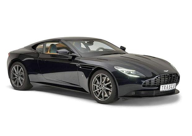 Je libo netradiční obrněné auto? Němci vám nabídnou pancéřovaný Aston Martin!