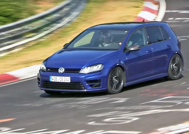 VW Golf R možná dostane pětiválcový motor! Co skrývá projekt R420?