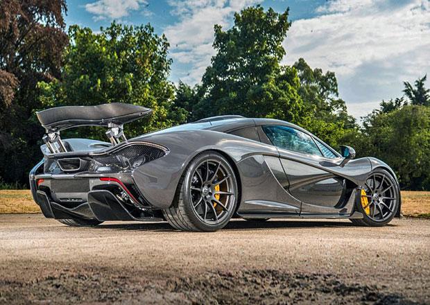 McLaren P1 šampiona formule 1 je na prodej. Mnoho s ním nenajezdil
