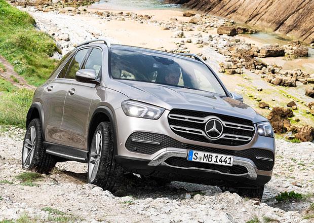 Mercedes-Benz GLE oficiálně: Nabídne speciální podvozek a vynikající aerodynamiku