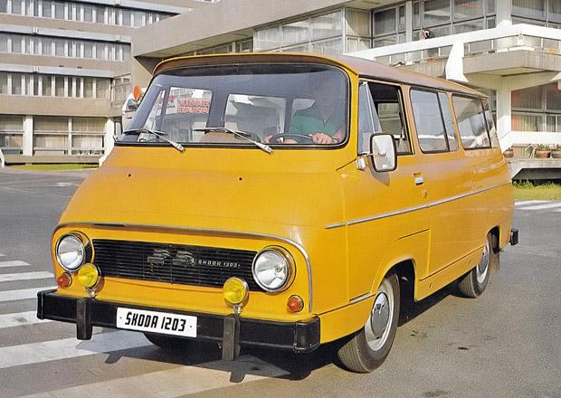 Dnes se před padesáti lety poprvé představila socialistická legenda, Škoda 1203!