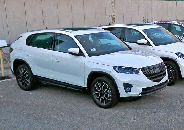 Škoda se chystá na příchod Kodiaqu GT. Nové SUV-kupé maskuje jako Mazdu