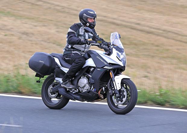 TEST: CF Moto 650MT. Čínské motorky už musíme brát vážně!