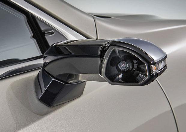 Kamery místo zrcátek? Lexus je nabídne u sedanu ES