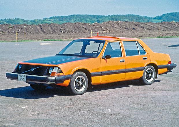 Volvo VESC v roce 1972 předběhlo dobu. Jeho unikátní parkovací kameru by hipsteři milovali