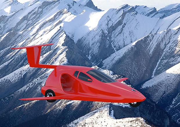 Samson Motors hlásí stovky rezervací na svou létající tříkolku Switchblade