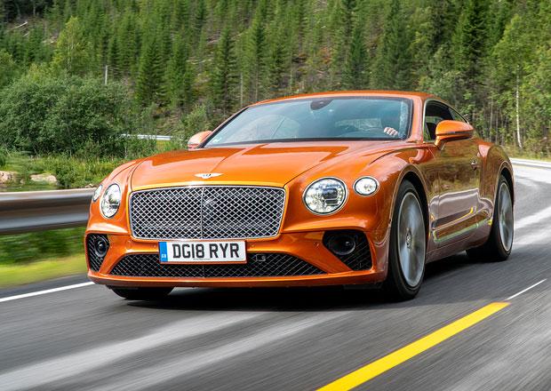 Jízdní dojmy s Bentley Continental GT: Na skok v lepším světě