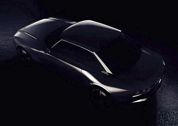 Peugeot láká na domácí autosalon záhadnou siluetou. Chystá 508 kupé?
