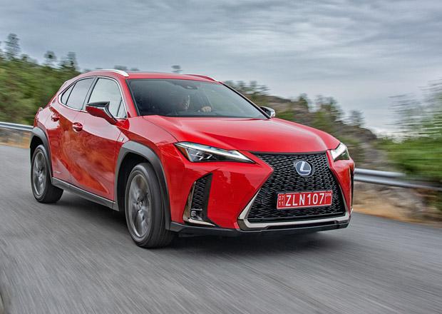 Jízdní dojmy s Lexusem UX: Japonský premiant