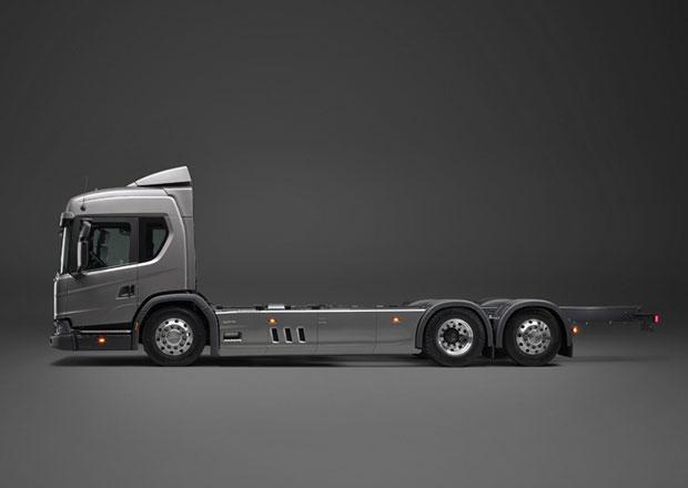 Scania uvádí novou generaci hybridních nákladních vozidel