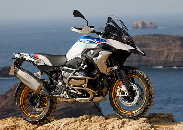 BMW Motorrad odhaluje nové modely R 1250 GS a R 1250 RT s novým motorem