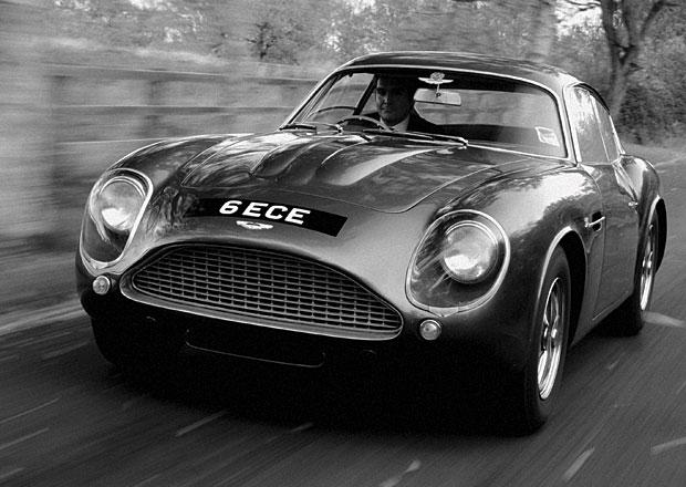 Aston Martin oslaví 100 let Zagata jedinečným projektem. Oživí DB4 GT Zagato a k tomu přidá něco navíc