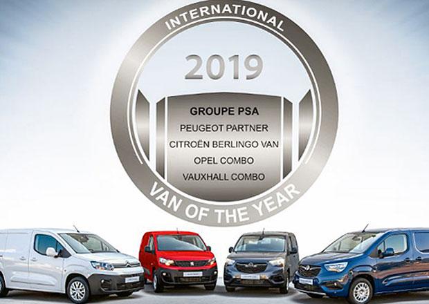 Titul International Van of the Year 2019 získala trojčata...