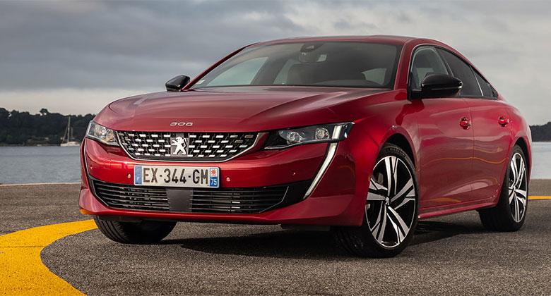 Krásný Peugeot 508 má české ceny, pořídíte jej od 730.000 Kč. Kolik stojí našlapané GT?