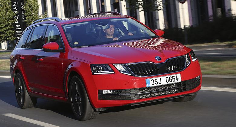 Škoda Octavia G-Tec se dočkala nové techniky. Má 1.5 TSI a větší nádrže na CNG