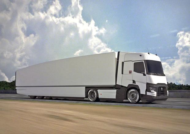 Renault Trucks Optifuel Lab 3 má za cíl snížit spotřebu paliva o 13%