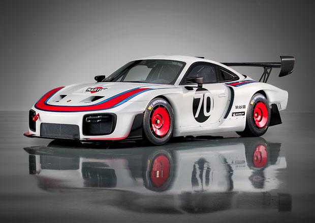 Porsche 935 se vrací! Jako krásný limitovaný dárek k narozeninám značky