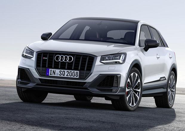 Audi SQ2 je tu! Ostrý stylový crossover má 300 koní