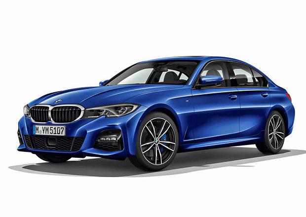 Podoba nového BMW 3 již není tajemstvím