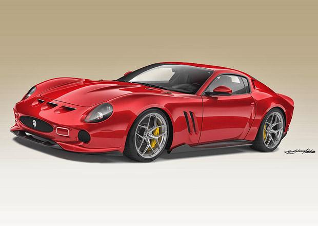 Ferrari 812 Superfast u Ares Design promění v moderní 250 GTO
