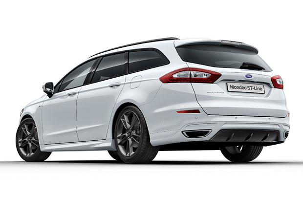 Ford modernizuje hybridní Mondeo. Poprvé přijede jako kombi