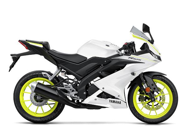 Yamaha představuje rychlejší a agresivnější YZF-R125