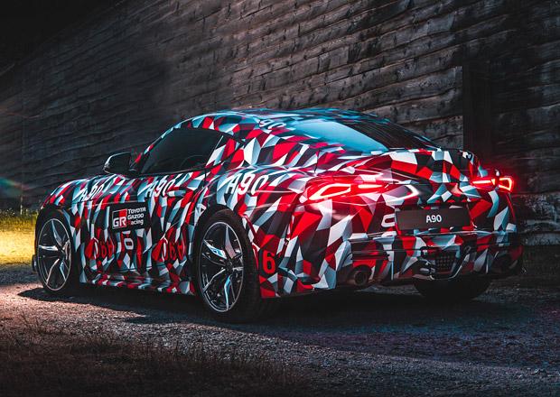 Toyota Supra se představí v Detroitu. Příjem rezervací byl již spuštěn!