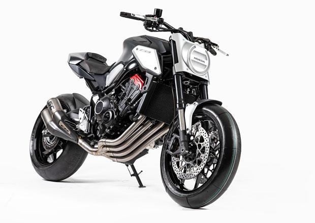 Honda Neo Sports Café naznačuje podobu nové CB650R