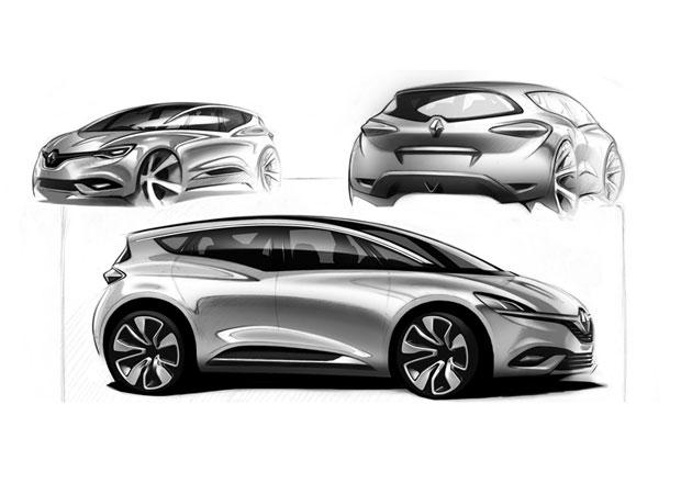 Budoucnost Renaultu Scénic je nejistá. Přijde místo MPV další SUV?