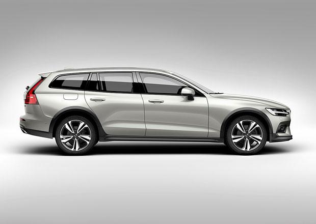 Volvo V60 Cross Country odhaluje český ceník. Zvýšené kombi pořídíte s jediným motorem