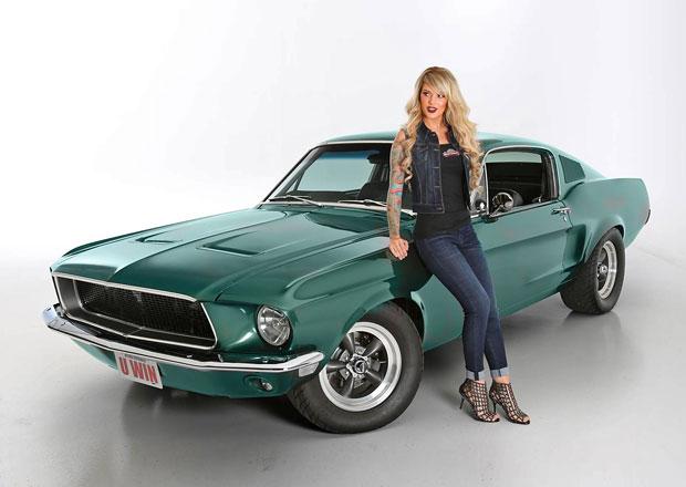 Chcete vyhrát klasický i nejnovější Ford Mustang Bullitt? Zahrajte si o ně!