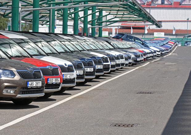 AAA Auto zvýšilo do září prodej o 11,7 procenta na 63.847 aut