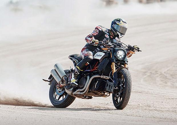 Indian uvádí zcela nový FTR1200, který je inspirovaný závodním speciálem