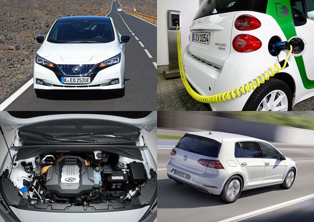 Test elektromobilů v reálném provozu: Jakou mají spotřebu? A kolik energie se ztratí při nabíjení?
