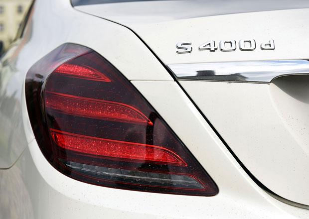 Nový Mercedes třídy S bude jezdit sám. Vlajková loď dostane autonomní systém třetí úrovně