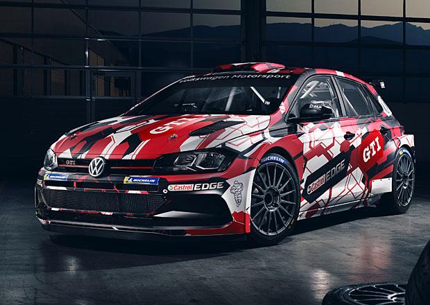 Volkswagen Polo GTI R5: Nová soutěžní zbraň pro sezónu 2019