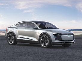 Audi E-Tron GT má být výkonný sedan a kladivo na Teslu Model S