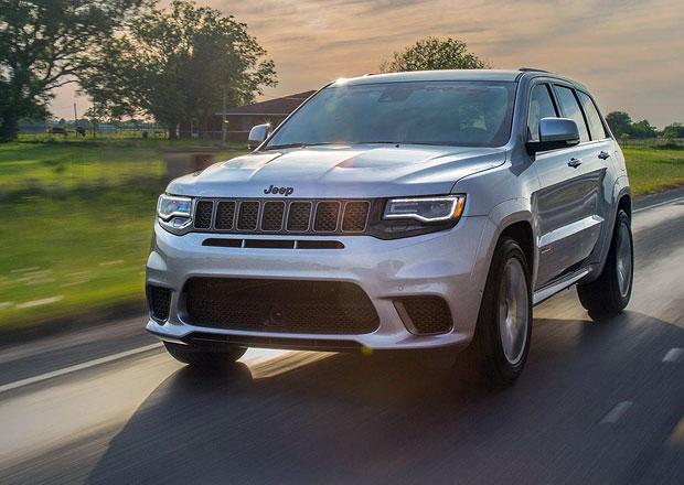 Jeep Grand Cherokee Trackhawk má po úpravě 1.200 koní. Ve sprintu natře i supersport