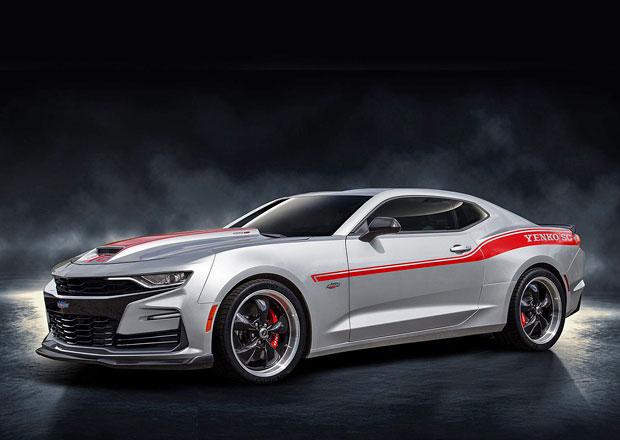 Chevrolet Camaro v úpravě Yenko/SC může nabídnout více než 1000 koní výkonu
