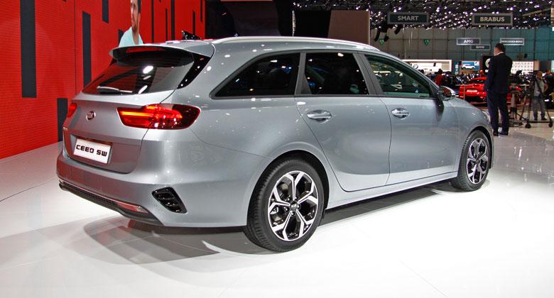 Kia Ceed rozšíří nabídku o plug-in hybrid. Už poodhaluje jeho techniku