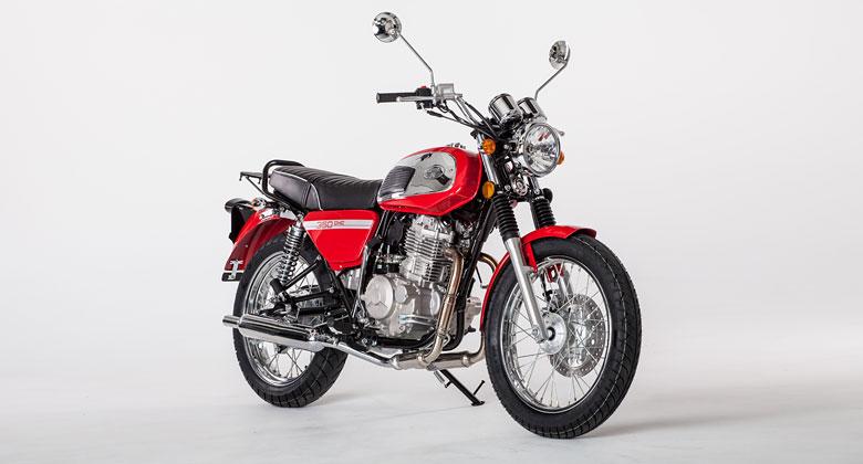 Mahindra začne vyrábět motocykly Jawa! Ale pro indický trh...