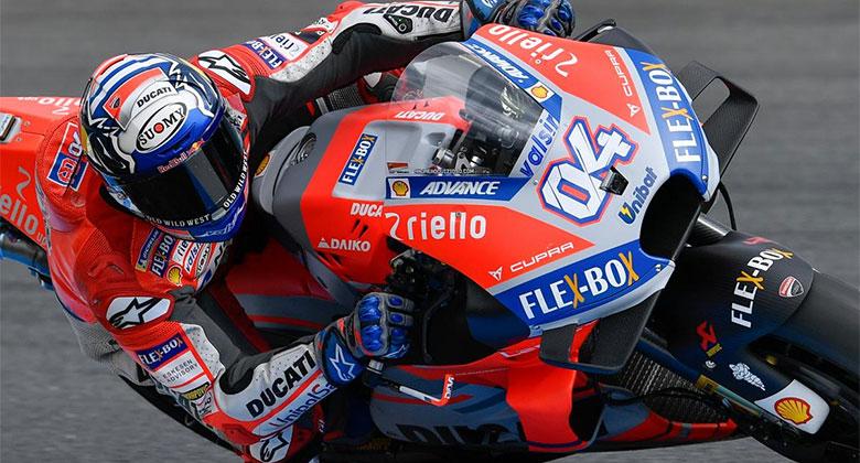 Kvalifikace motocyklové VC Japonska 2018: Nejrychlejší Dovizioso,  Bagnaia a Rodrigo