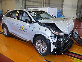 Euro NCAP 2018: Hyundai Nexo – Pět hvězd pro vodík